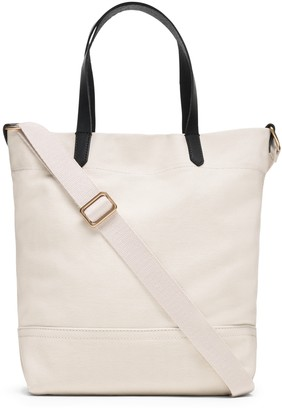 Banana Republic Small Canvas Tote