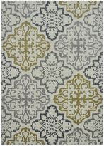Bed Bath & Beyond Abelia Sahara Rugs in Ivory
