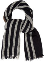 Rag & Bone Wool-Blend Striped Scarf