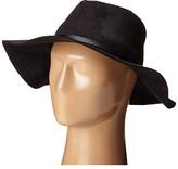 BCBGMAXAZRIA Sueded Panama Hat