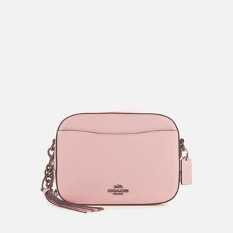 Coach Women's Polished Pebble Leather Camera Bag - Aurora