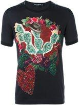Dolce & Gabbana Western print T-shirt
