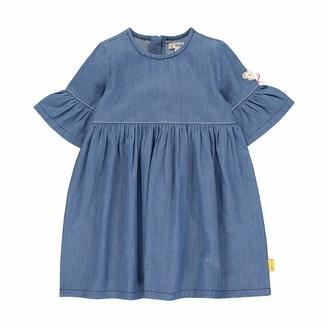 Steiff Girls' Jeanskleid Dress