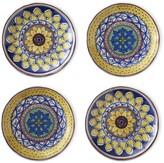 Williams-Sonoma Williams Sonoma Sicily Mixed Appetizer Plates, Set of 4