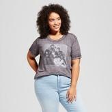 The Breakfast Club Women's Plus Size The Breakfast Club® Graphic T-Shirt Black