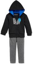 Champion Baby Boys' 2-Pc. Be A Good Sport Zip-Up Hoodie & Pants Set