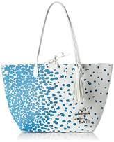 Desigual Women's Bols_Capri Salada Shoulder Bag,13 x 28 cmX30CM (B x H x T)