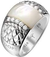 JOOP! 925 Sterling Silver Ring white