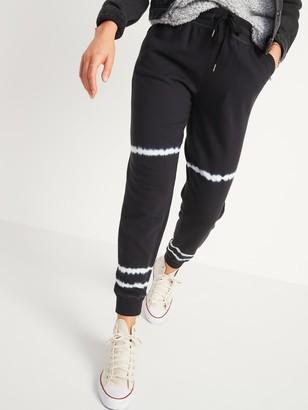 Old Navy Mid-Rise Tapered Jogger Sweatpants for Women