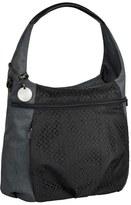 Lassig Infant Hobo Diaper Bag - Black