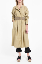 Isabel Marant Slater Cotton Trench