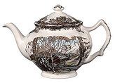 Johnson Bros. Friendly Village 40-Oz. Teapot