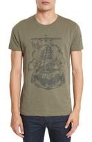 Belstaff Men's Hunsdon Graphic T-Shirt