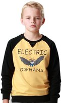 Leo&Lily Little Boys' Casual Long Sleeve Contrast Color Hoodie