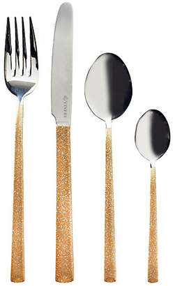 Viners Dazzle Gold 16 Piece Cutlery Gift Set