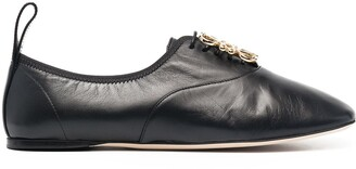 Loewe Soft Derby lace-up shoes