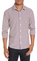 Men's Mizzen+Main Cooper Check Performance Sport Shirt