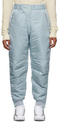Ambush Blue M41 Paint Trousers