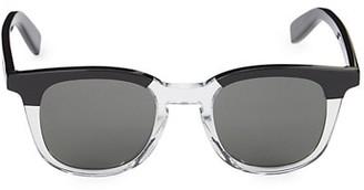 Saint Laurent 47MM Square Sunglasses