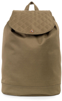 Reid Large Quilted Backpack