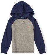 Ralph Lauren Boys 8-20 Toddler's, Little Boy's & Boy's Waffle-Knit Hooded Pullover