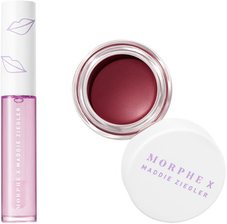 Morphe X Maddie Ziegler Oh So Berry Lip & Cheek Duo