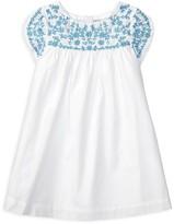 Ralph Lauren Girls' Embroidered Dress - Little Kid