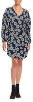 Trina Turk Granville Floral Shift Dress