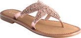 NOMAD Women's Shelly Starfish Thong Sandal