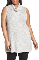 Nic+Zoe Plus Size Women's Hazy Turtleneck Tunic