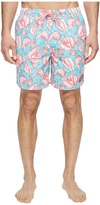 Vineyard Vines Ocean Shells Bungalow Men's Swimwear