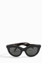Victoria Beckham Layered Cateye Sunglasses