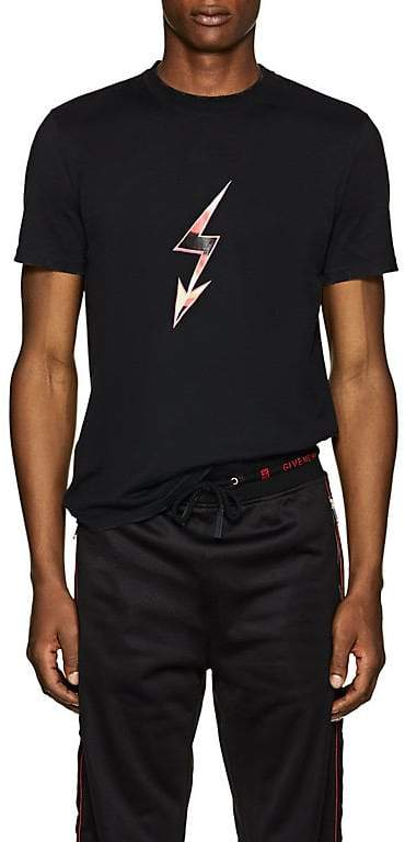 "Givenchy Men's ""Mad Love"" Cotton T-Shirt"