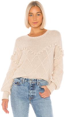NSF Kaaya Textured Pullover