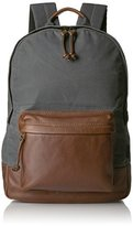 Fossil Estate Waxed Canvas Back pack
