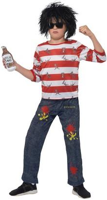 David Walliams Deluxe Ratburger Costume