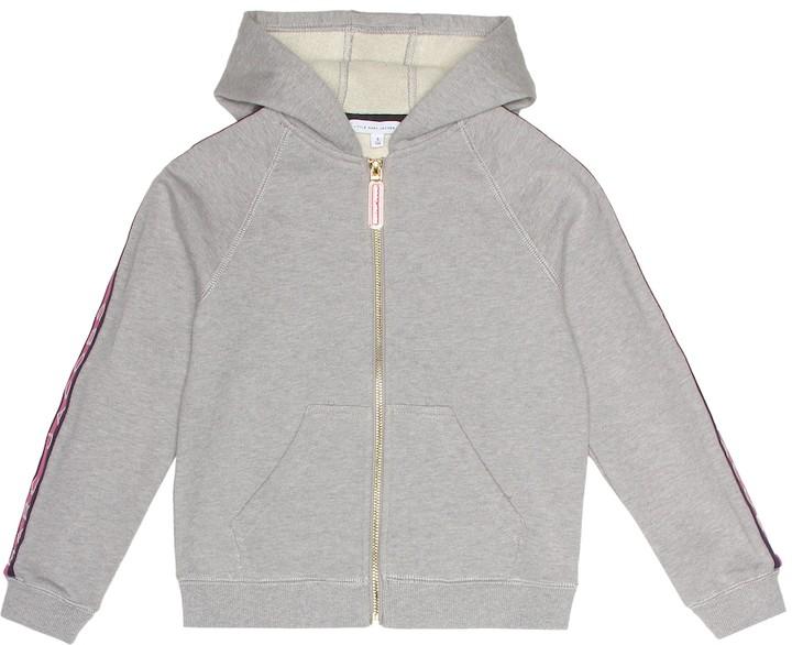 Little Marc Jacobs Cotton hoodie