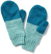 Athleta Girl Colorblock Mittens