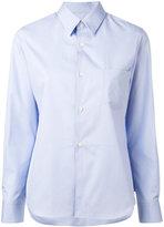 Comme des Garcons patch pocket shirt - women - Cotton - S