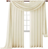 Asstd National Brand Infinity Sheer Rod-Pocket Curtain Panel