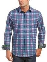 Robert Graham Neerv Classic Fit Woven Shirt.