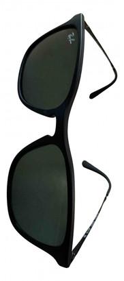 Ray-Ban Black Metal Sunglasses