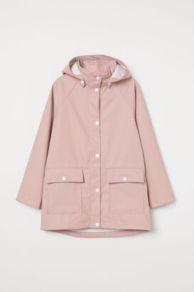 H&M Hooded Rain Jacket