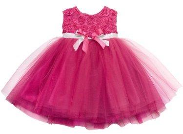 Rare Editions Baby-Girls Infant Ballerina Dress