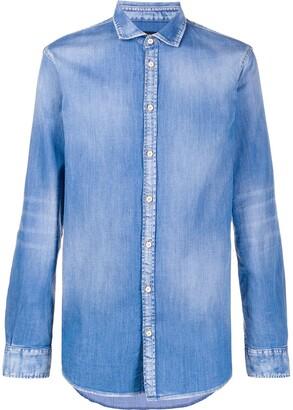 DSQUARED2 Button Up Denim Shirt