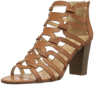XOXO Women's Bloomington Heeled Sandal