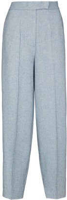 ANOUKI Wide-Leg Tailored Trousers