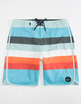 Quiksilver Seasons Scallop Mens Boardshorts