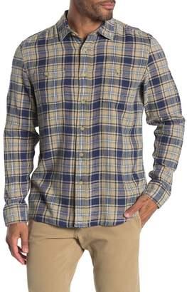 Grayers Wooton Plaid Modern Fit Shirt