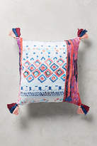 Anthropologie Tasseled Medina Pillow